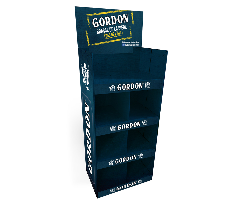 Display Gordon