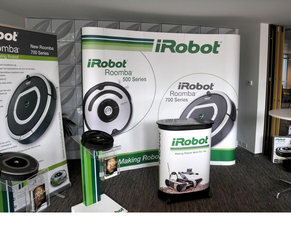 Event iRobot
