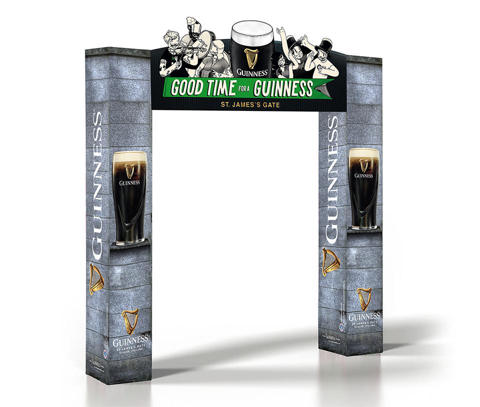 Arche Guinness