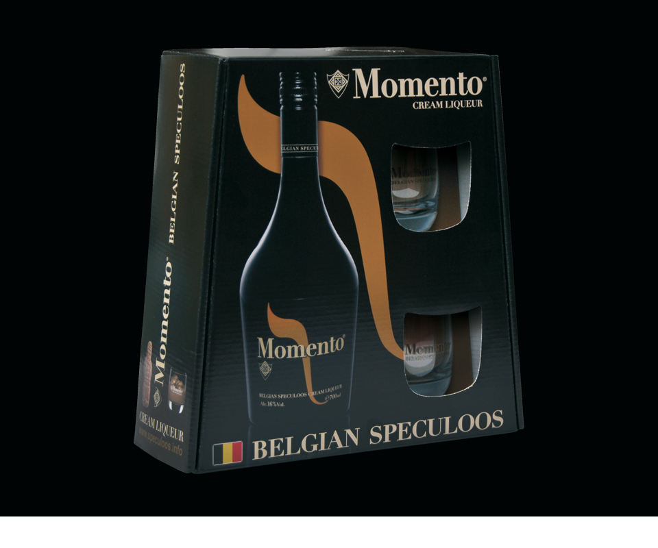 Giftpack Bouteille Momento
