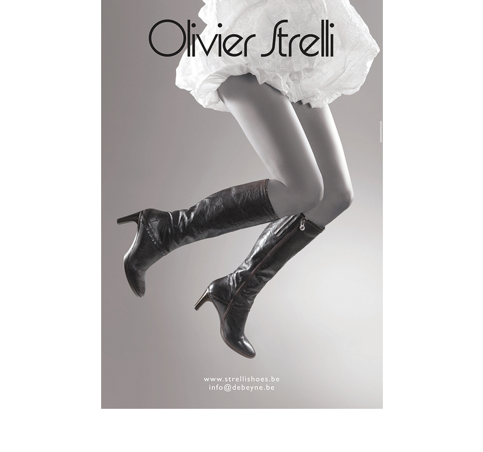 Annonce Olivier Strelli