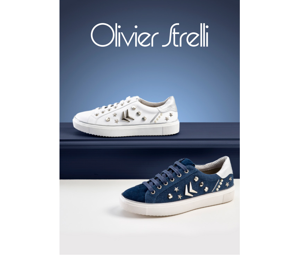 Photo chaussures Olivier Strelli