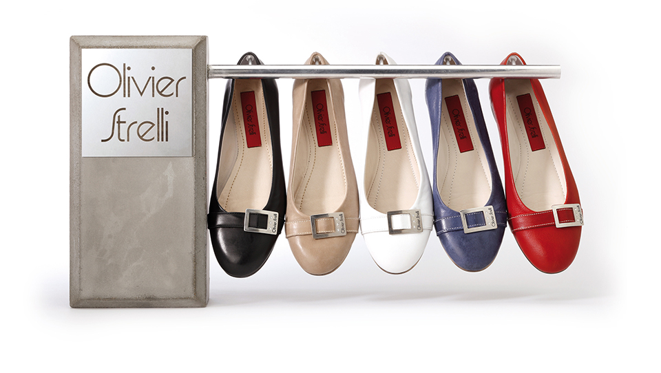 Strelli Presentoir Chaussures