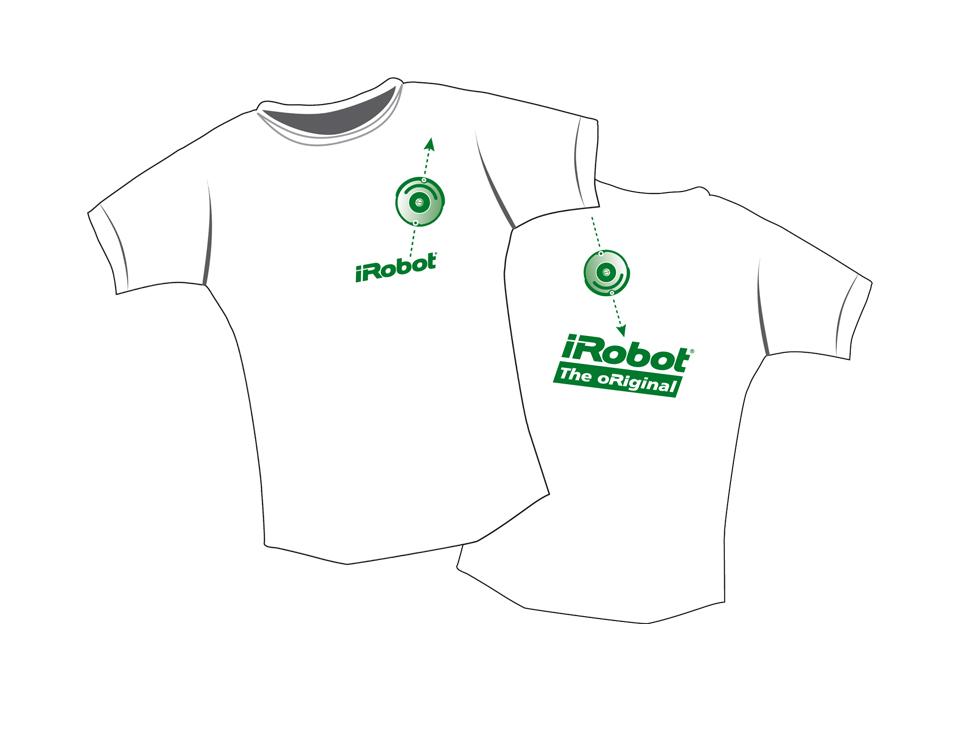 Tshirt iRobot