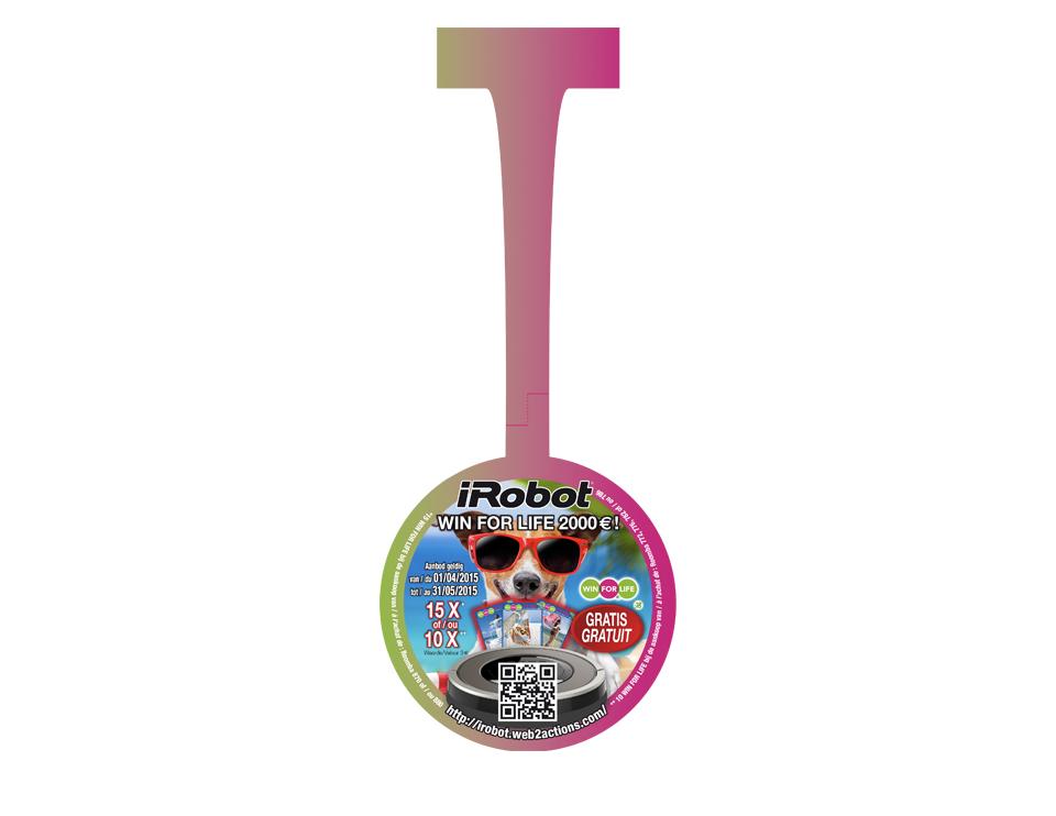 Wobbler iRobot